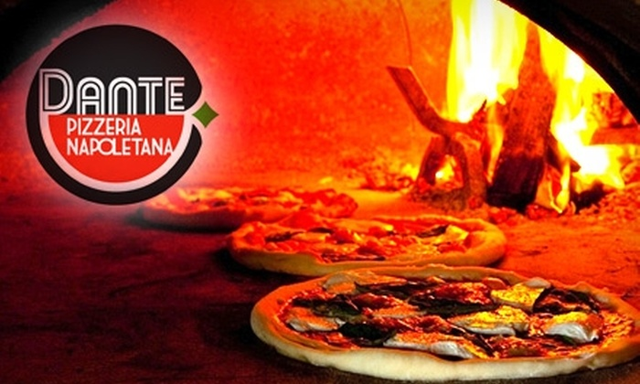 Dante Pizzeria - Omaha: $14 for $30 Worth of Authentic Neapolitan Pizza and More at Dante Pizzeria Napoletana
