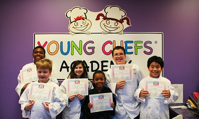 Young Chefs Academy of Gahanna - Gahanna: $15 for a Pizza-Baking Class at Young Chefs Academy of Gahanna ($30 Value)