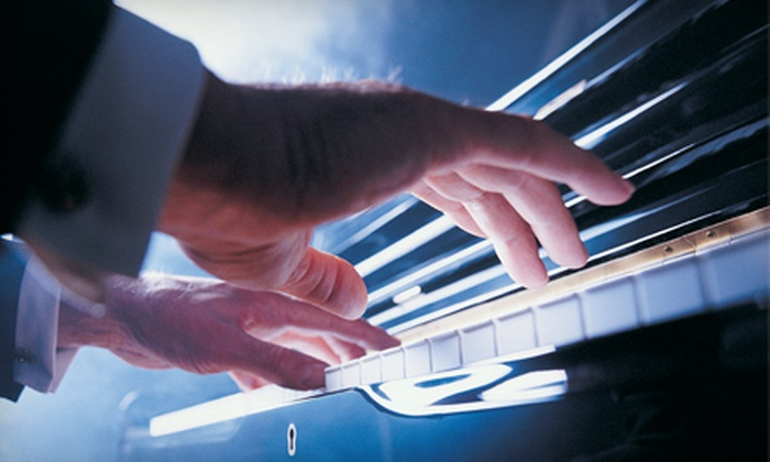 The Piano Bar at Harrah's St. Louis - Maryland Heights: $10 for $20 Worth of Bar-Snack Fare and Two Admissions to The Piano Bar at Harrah's St. Louis in Maryland Heights ($30 Value)