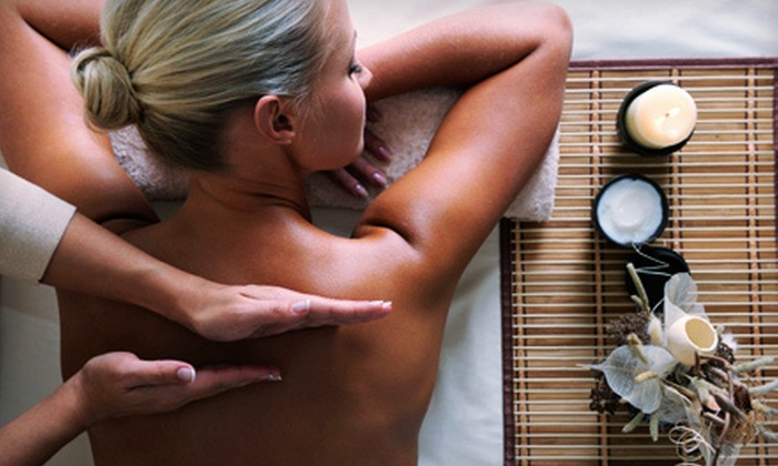 Westlake Wellbeing - West Lake Hills: $69 for a 60-Minute Aromatherapy-Massage Package with Back Scrub at Westlake Wellbeing in West Lake Hills ($140 Value)