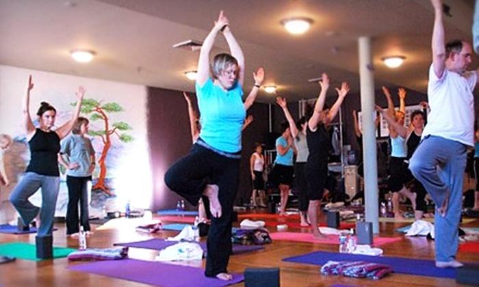 Yoga Jo's Studio - North Ogden: $20 for a One-Hour Private Yoga Lesson at Yoga Jo's Studio ($60 Value)