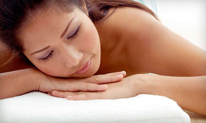 Amy's Skin Care Houston - Briarforest: Spa Package for One or Two with 60-Minute Massage and 30-Minute Herbal Foot Treatment at Amy's Skin Care (Up to 54% Off)