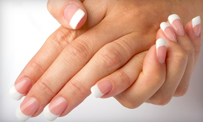 Petite Nails - Richmond: Regular or Shellac Manicure at Petite Nails (Up to 52% Off)