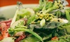 Euphoria Loves Rawvolution Cafe - Ocean Park: Vegan Dinner or Lunch for Two or Pre-Made Meals from Euphoria Loves Rawvolution Cafe in Santa Monica (Up to 52% Off)