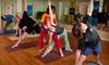 Spirit Rising Yoga & Healing: $39 for 12 Yoga Classes at Spirit Rising Yoga & Healing in Brighton (Up to $150 Value)