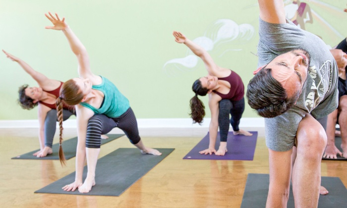 3B Yoga - Wildflower Area: 10 Classes or One Month of Unlimited Classes at 3B Yoga (Up to 50% Off)