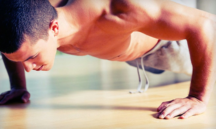 All Out Fitness - Pittsfield: Boot Camp, Fitness Classes, and Personal Training at All Out Fitness (Up to 83% Off). Five Options Available.
