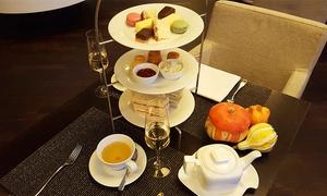 Ô Place Bar im Swissôtel Bremen : High Tea mit Heißgetränken und feinen Spezialitäten, optional plus Champagner, für Zwei in der Ô Place Bar