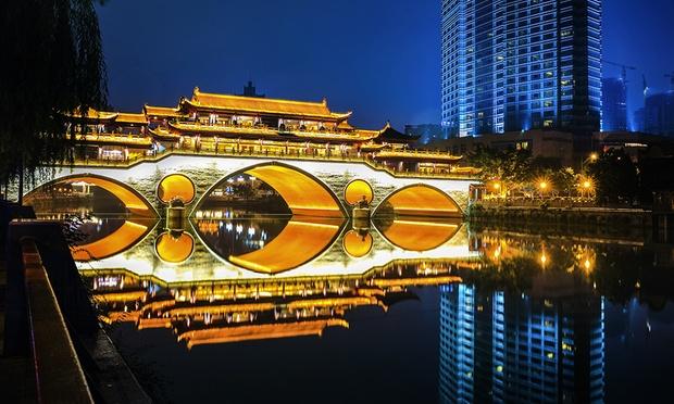 Chengdu & Jiuzhaigou:Tour+Flights 2