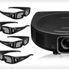 $1,899.99 for a Sharp Vision HD Projector