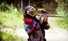 Up to 71% Off at Georgina Paintball