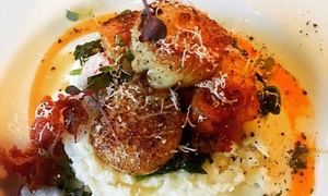 Up to 50% Off Italian Dinner at Pizzico Oyster Bar  at Pizzico Oyster Bar, plus 6.0% Cash Back from Ebates.