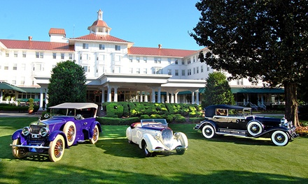 Admission to Pinehurst Concours Car Show and Commodores Concert on Saturday, April 30 (Up to 42% Off)