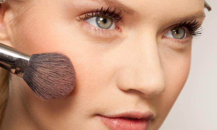 Chocolate &glitter - Baltimore: $47 for $85 Worth of Makeup Services — Chocolate & Glitter