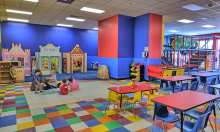 Childcare at Adventure Kids Playcare (Up to 48% Off). Two Options Available.