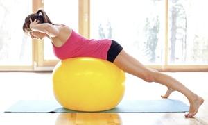Tiffanymfit: 10 Fitness Classes from Tiffanymfit and AJJ Maplewood (45% Off)