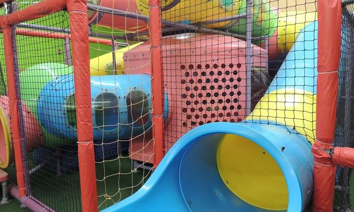 ABL Indoor Playground - West Boylston: Up to 52% Off indoor play areas at ABL Indoor Playground
