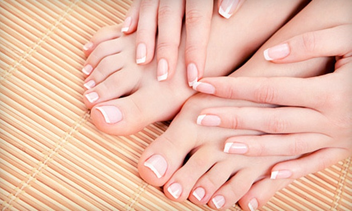Eternal Spa - Richmond: One or Three Relaxing Hand- or Foot-Therapy Treatments at Eternal Spa (Up to 56% Off)