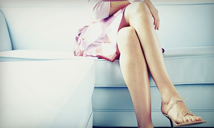 Synergy Plastic Surgery - Deepwood Center: Two or Four 30-Minute Laser Spider-Vein-Removal Treatments at Synergy Plastic Surgery (Up to 82% Off)