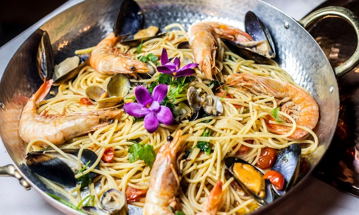 Naples 15 - Madison: Neapolitan Cuisine for Dinner at Naples 15 (Up to 48% Off). Two Options Available.