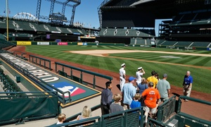 Safeco Field Tours: Tour of Safeco Field on Tuesday–Friday at 10:30 a.m. or 12:30 p.m. through December 31