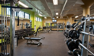Anytime Fitness Pontiac: One- or Two-Month Membership at Anytime Fitness Pontiac (Up to 71% Off)