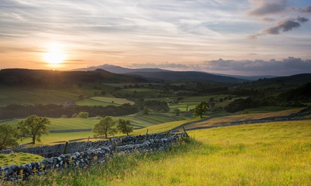 North Yorkshire: 1, 2 or 3 Nights for Two with Breakfast and Option for Dinner at 4* Black Swan Fearby