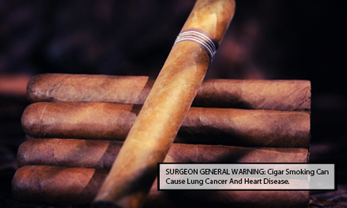 La Casa Del Puro - El Paso: One-Month Cigar-Lounge Membership with Cigar Discounts for One or Two at La Casa Del Puro (Up to 54% Off)