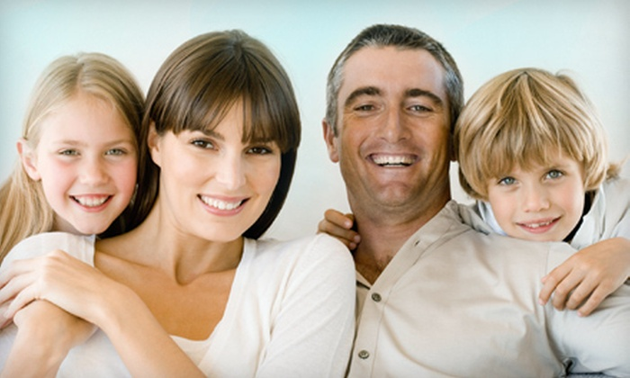 J.C. Family Dental - Colorado Springs: $49 for a Dental Exam, X-rays, and Cleaning or a Take-Home Whitening Kit at J.C. Family Dental (Up to 89% Off)