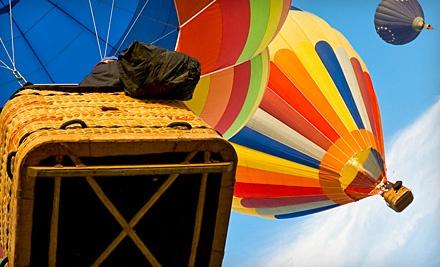 Orlando Balloon Rides: 1 Adult Admission Plus a Champagne Toast - Orlando Balloon Rides in Kissimmee