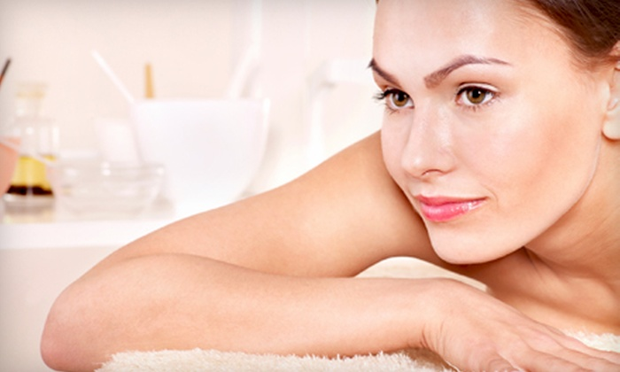 New Glamour Day Spa - Warren: Spa Package with Massage and Mini Facial for One or Two at New Glamour Day Spa in Warren (Up to 64% Off)