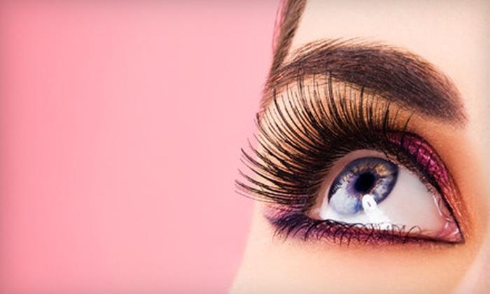 Salon Par - Lee's Summit: $149 for NovaLash Eyelash Extensions at Salon Par in Lee's Summit (Up to $350 Value)