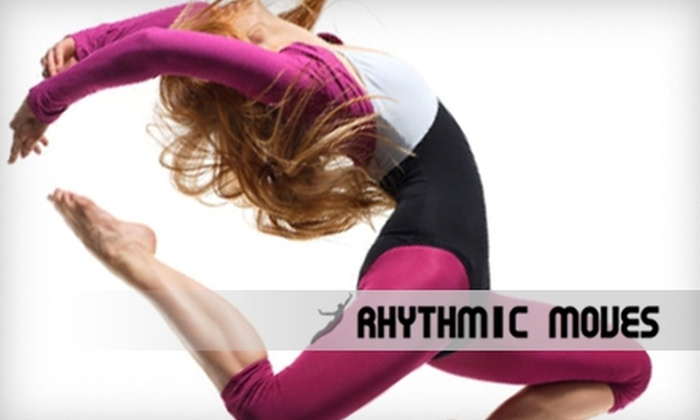 Rhythmic Moves Dance Studio - Montwood: $30 for One Month of Unlimited Zumba or a Choice of Three Classes Per Week for One Month (Up to $70 Value) at Rhythmic Moves Dance Studio