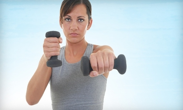Rejuvenation Fitness - Canton: $25 for One Month of Unlimited Boot-Camp Classes at Rejuvenation Fitness ($150 Value)