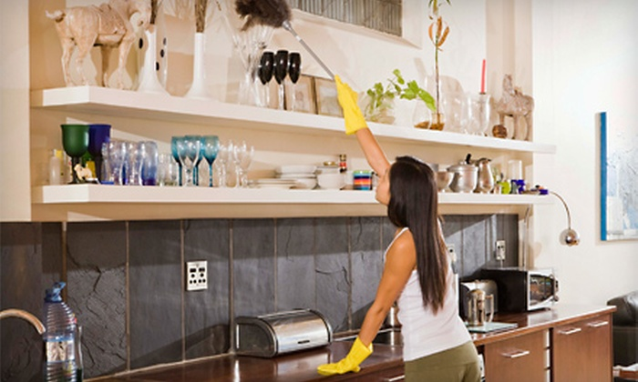 Clean Space Inc. - Mizner Park: $55 for Three Hours of Home- or Office-Cleaning Services from Clean Space Inc. ($120 Value)