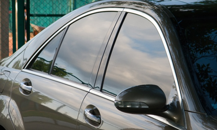Mobileworks - Sioux Falls: Automobile Window Tinting or $39 for $100 Toward a Remote Car Starter Installation at Mobileworks (Up to 61% Off)