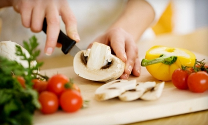 Nourish Specialty Foods & Catering - Rehoboth Beach: Cooking Classes at Nourish Specialty Foods & Catering in Rehoboth Beach. Two Options Available.