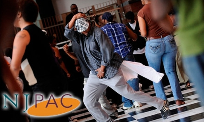 NJPAC - Newark Central Business District: $15 for a General Admission Ticket to Rhythm Revue Dance Party with Felix Hernandez in Newark ($28 Value)