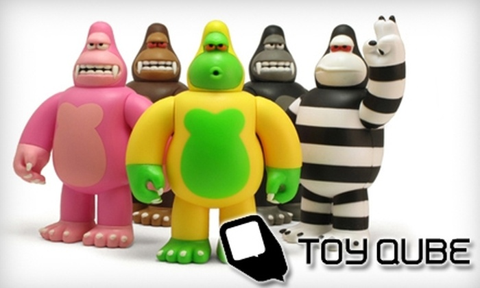 ToyQube - Flushing: $10 for $20 Worth of Designer Toys and Collectibles at ToyQube in Flushing