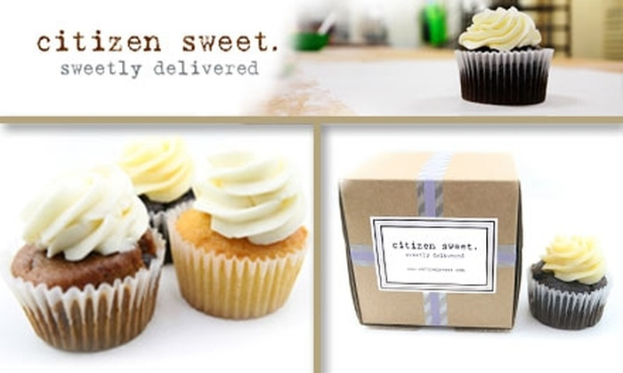 Citizen Sweet - Dallas: $20 for $39 Worth of Delivered Sweets from Citizen Sweet