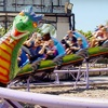 Half Off Amusement-Park Package for Four