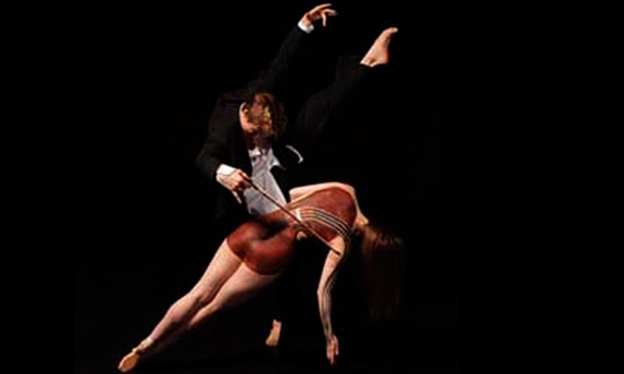 """Centennial Theatre - North Vancouver: $33 for Two Tickets to Ballet Victoria's """"Ballet Rocks – From Bach to Pink Floyd"""" at Centennial Theater (Up to $67 Value)"""