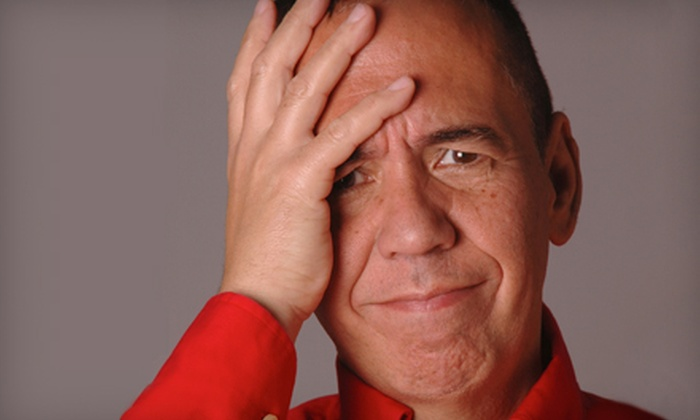 $25 for One Premium Ticket to See Comedian Gilbert Gottfried at the Las Vegas Hilton. Seven Options Available.