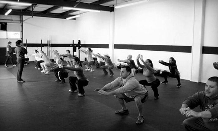 CrossFit Legitimus - Canton Valley: $35 for a Five-Class Pass at CrossFit Legitimus in Canton ($75 Value)