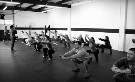 CrossFit Legitimus - CrossFit Legitimus in Canton