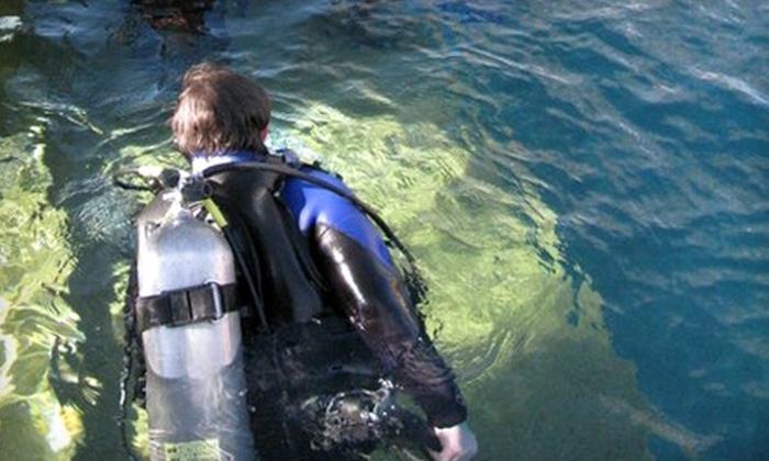 Coral Key Scuba & Travel Center - Arvada: $199 for Scuba Certification Course at Coral Key Scuba & Travel Center in Arvada ($400 Value)