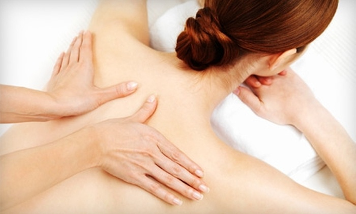 Safra Day Spa - Victoria West: $89 for Massage and Chemical Peel at Safra Day Spa ($179.20 Value)