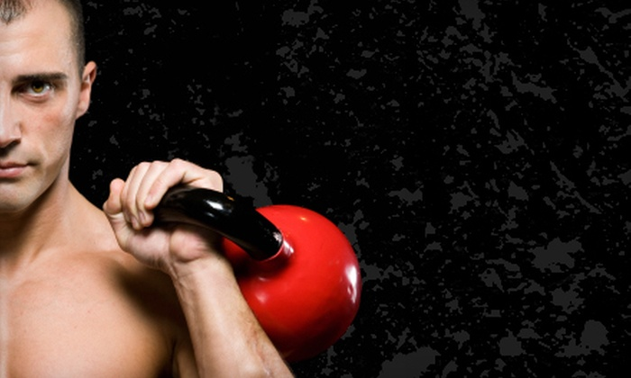 Psycho Gym - Multiple Locations: $29 for One-Month Membership and Conditioning Classes at Psycho Gym (Up to $175 Value)