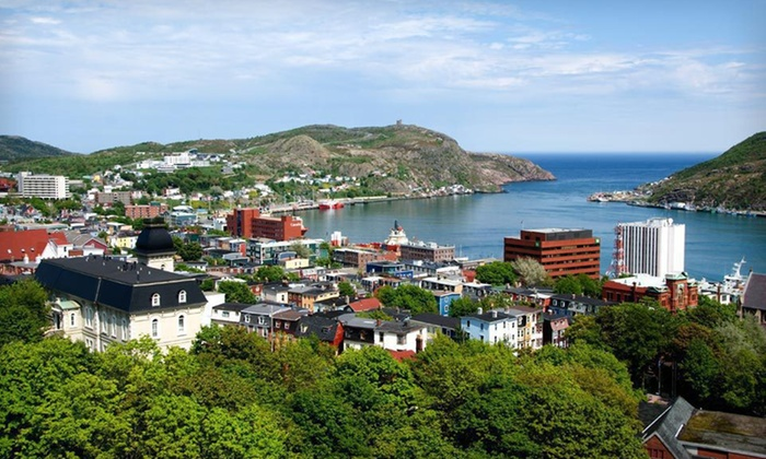 Courtyard by Marriott - Newfoundland: $115 for a One-Night Stay at Courtyard by Marriott in St. John's, Newfoundland (Up to $199 Value)