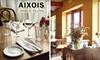 Aixois French Bistro - Countryside: $15 for $30 Worth of Inventive French Cuisine and Drinks at Aixois French Bistro